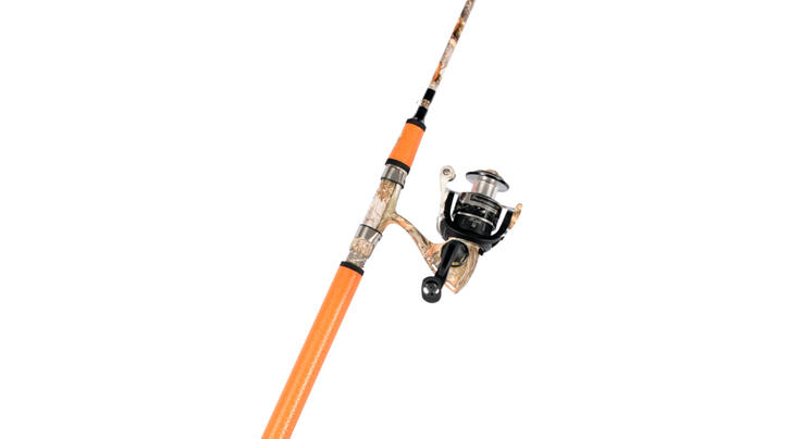 ProFISHiency Realtree Orange Spinning Combo Preview Image