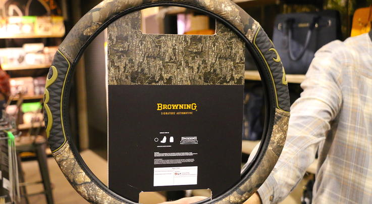 2019 SHOT Show: New Realtree Seat Covers and Auto Gear by SPG Browning Preview Image