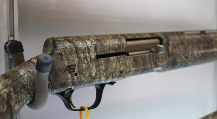 2019 SHOT Show: 5 New Shotguns in Realtree Timber Camo Preview Image