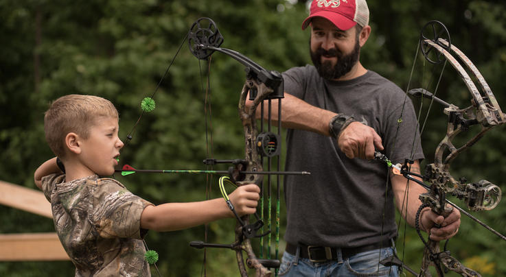 Whitetails Unlimited Introduces 13,000 Youngsters to Archery  Preview Image