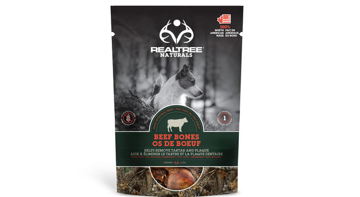 Realtree Bag O' Bones Dog Treats  Preview Image