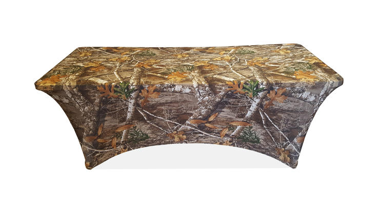 Realtree EDGE Camo Table Cover Preview Image