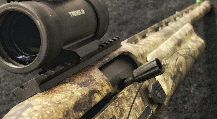 The New Remington V3 Turkey Pro Shotgun in Realtree Timber Preview Image