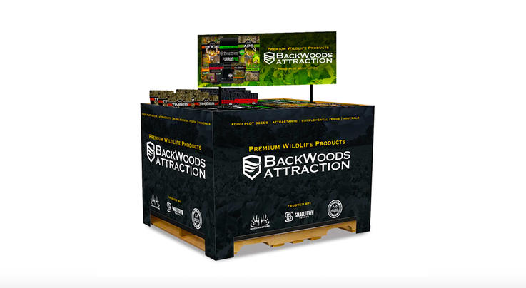 Best Backwoods Attraction Food Plot Seed Blends Preview Image