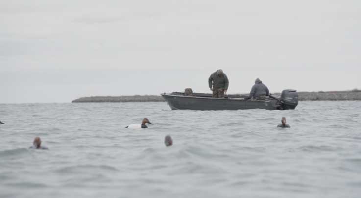 The X: Diver Duck Hunting on Lake Erie Preview Image