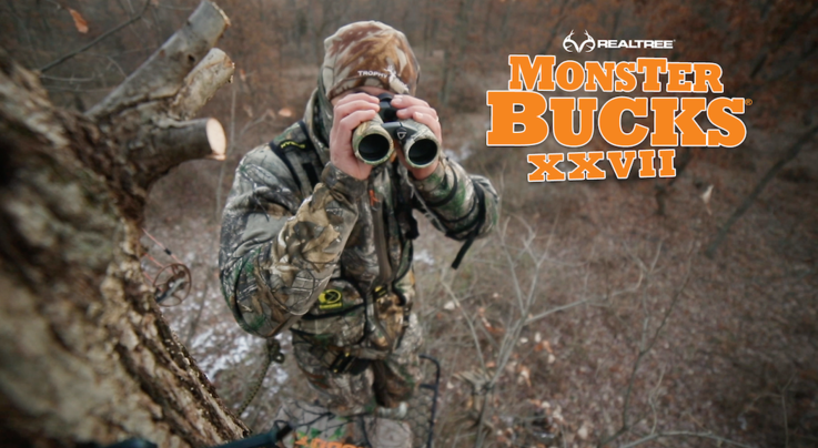 Monster Bucks 27: Slade Priest Arrows Big Midwestern Whitetail Preview Image