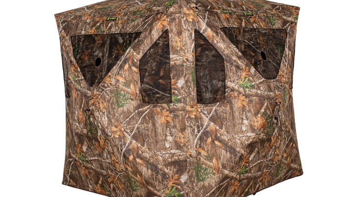 New Summit Vital Ground Blind in Realtree EDGE Camo Preview Image