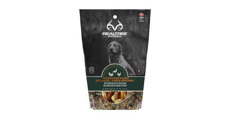 Realtree Turducken Blend Dog Treats Preview Image