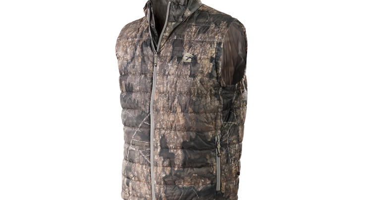 Gator Waders Shield Series Vest in Realtree Timber Camo Preview Image