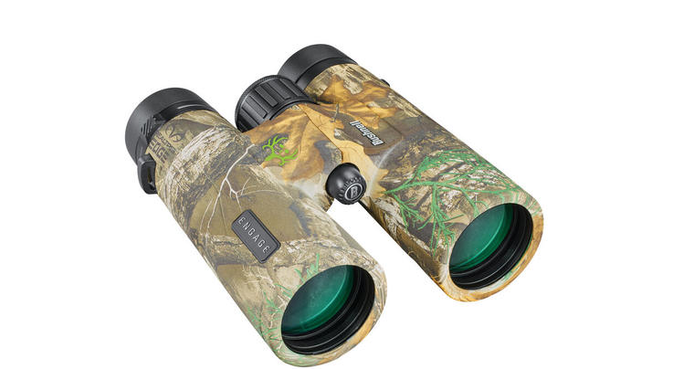 Bushnell Engage X 10X42 Binoculars in Realtree EDGE Camo Preview Image