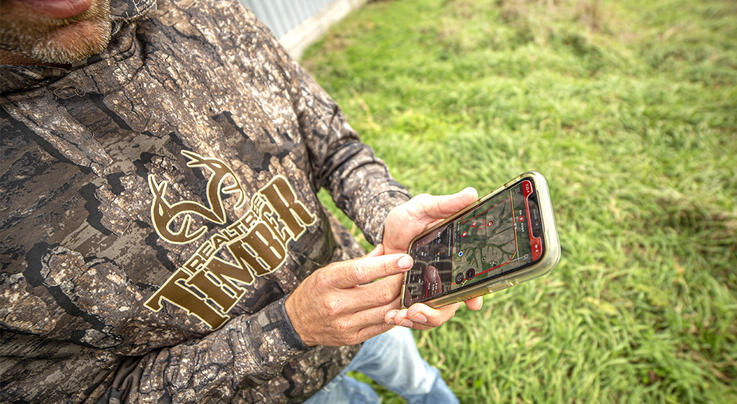On the X: Scouting Whitetails from 2,000 Feet Above Preview Image