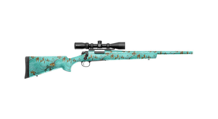 GunSkins Rifle Skin, Available Realtree Camo Patterns  Preview Image