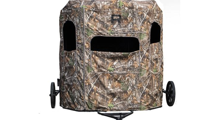 Fore Runner Ground Blind in Realtree EDGE Camo Preview Image