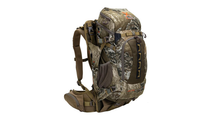 ALPS OutdoorZ Hybrid X Pack in Realtree EXCAPE Camo Preview Image