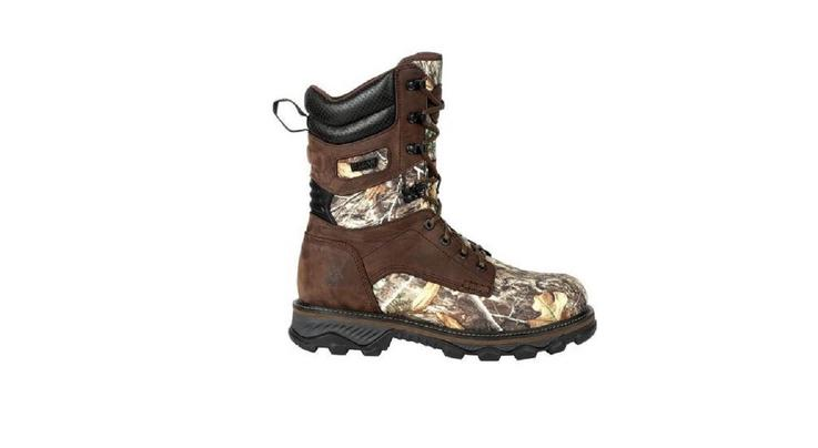 Rocky Mountain Stalker Realree EDGE Camo Insulated Boot Preview Image