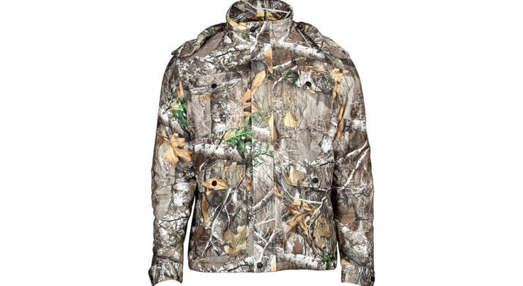 Rocky Stratum Insulated Waterproof Coat in Realtree EDGE Camo Preview Image