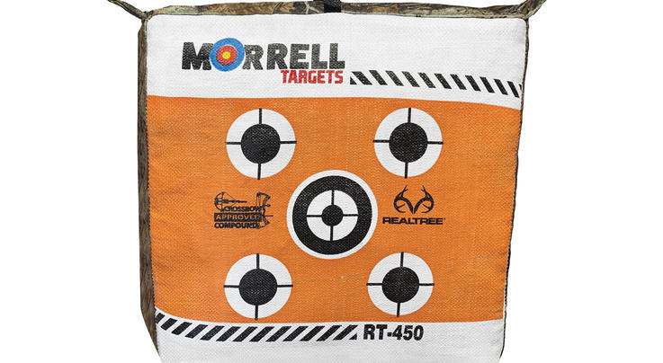Morrell RT-450 Bag Target with Realtree EDGE Camo Preview Image