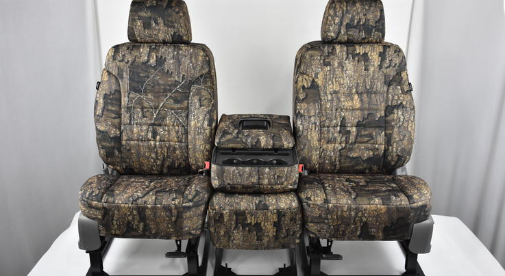 Wet Okole Realtree Timber Camo Auto Seat Covers Preview Image