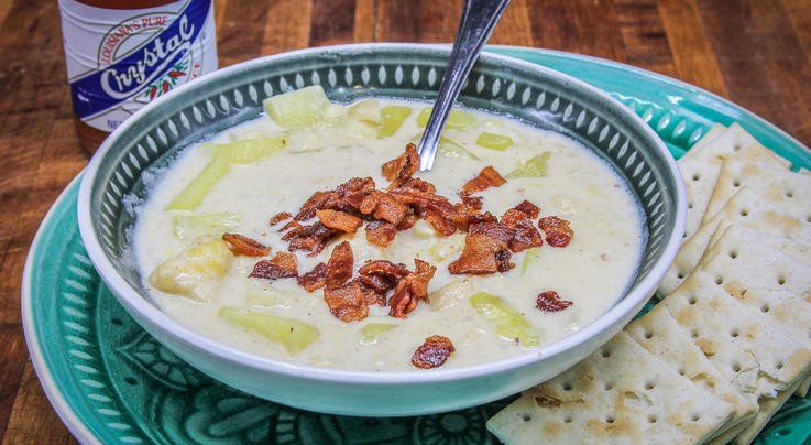 Creamy Catfish Chowder Preview Image