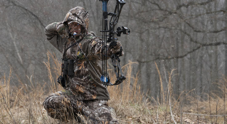 Blocker Outdoors Shield Series Drencher Jacket in Realtree EXCAPE Camo Preview Image