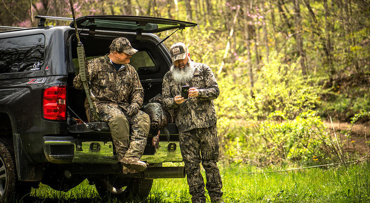 There's Another Turkey Hunter in Your Spot. Now What? Preview Image