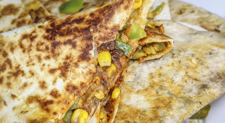 Adobo Duck Quesadillas Preview Image