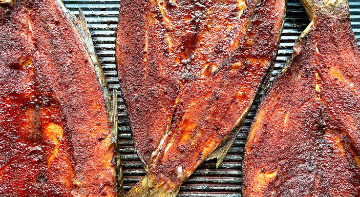 Old Florida Fishing Town-Style Smoked Mullet Preview Image
