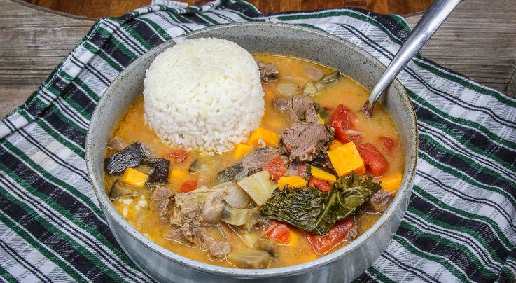 Wild Turkey West African Ground Nut Stew Preview Image