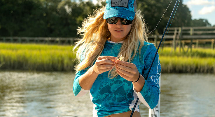 DSG Introduces Warm-Weather Fishing Apparel Line for Women and Girls Preview Image