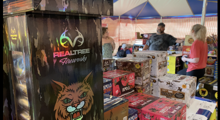 Introducing Realtree Fireworks Preview Image
