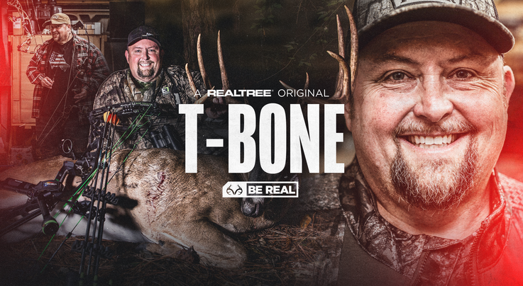 """Travis """"T-Bone"""" Turner on Archery and Camo Preview Image"""