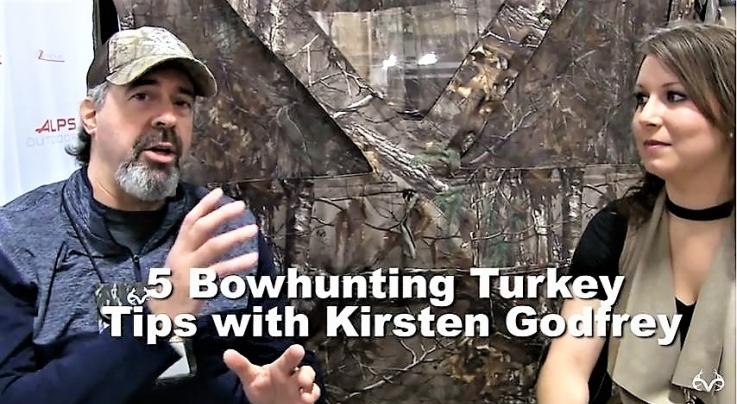 How-To Video Tips for Bowhunting Turkeys with Kirsten Godfrey Preview Image
