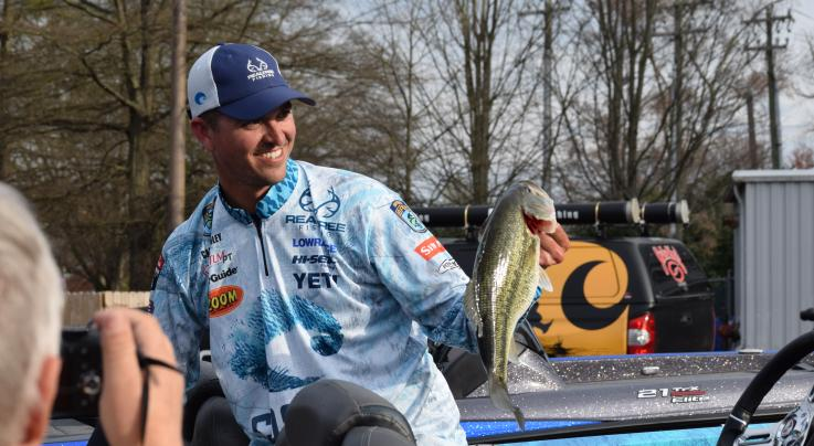 Realtree Fishing Scores with Top Bassmaster Classic Finishers Preview Image