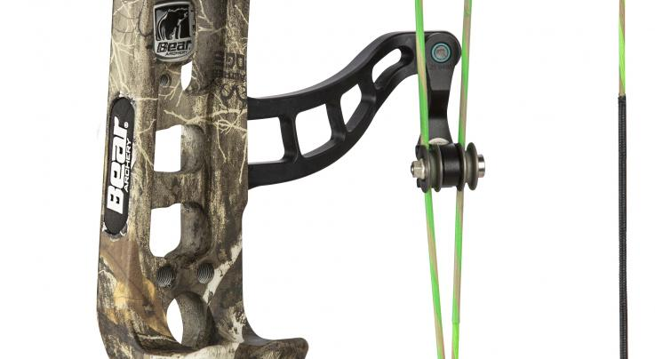 Bear Kuma Compound Bow in Realtree EDGE Preview Image