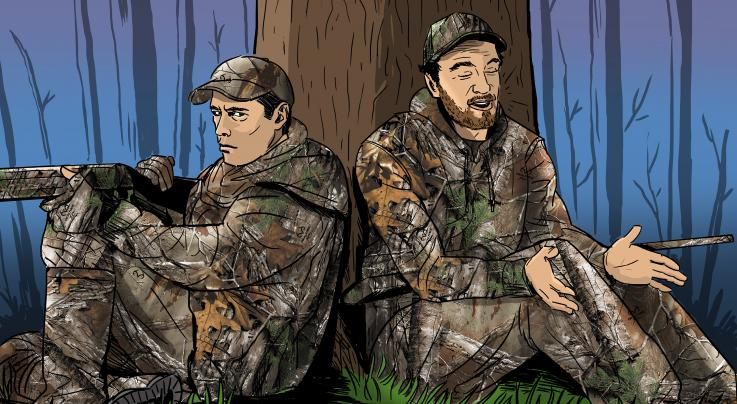 6 Reasons Your Turkey Hunting Buddy Won't Kill a Bird This Spring Preview Image