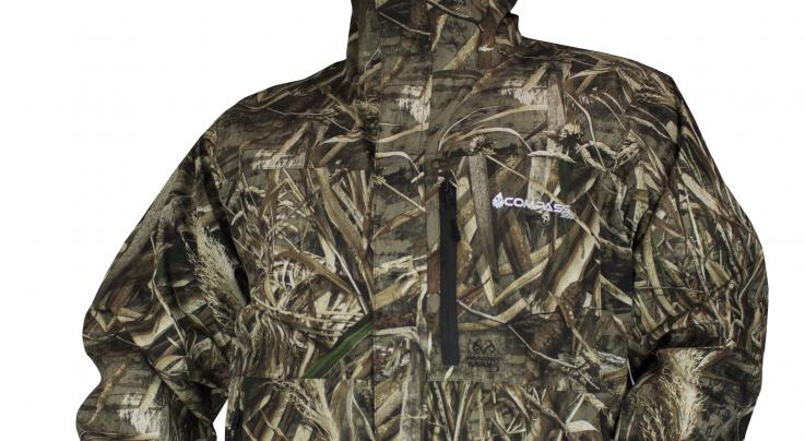 Gale Camo Rain Jacket in Realtree MAX-5 and Realtree Xtra Preview Image