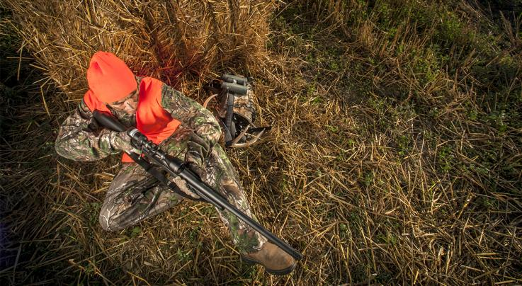 Deer Hunting with a Slug Gun Preview Image