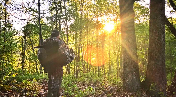 Scenes from Turkey Hunting Camp Preview Image