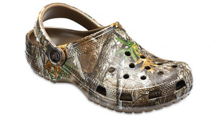 Crocs Classic Realtree EDGE Camo Clog  Preview Image