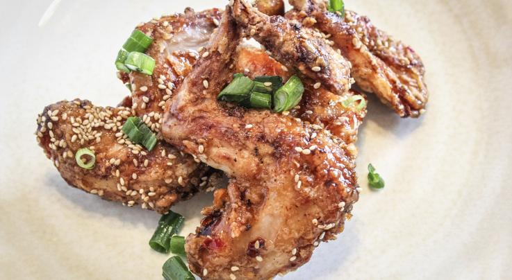 Extra Crispy Korean Style Fried Rabbit Recipe Preview Image