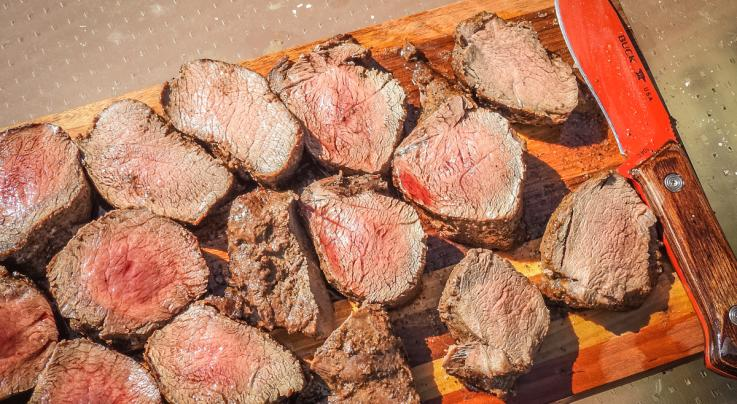 Deer Camp Deep Fried Backstrap Recipe Preview Image