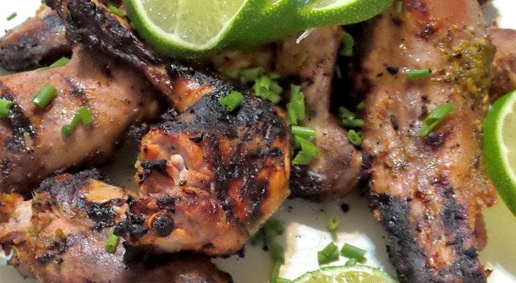 Paleo Grilled Tequila Lime Squirrel Preview Image