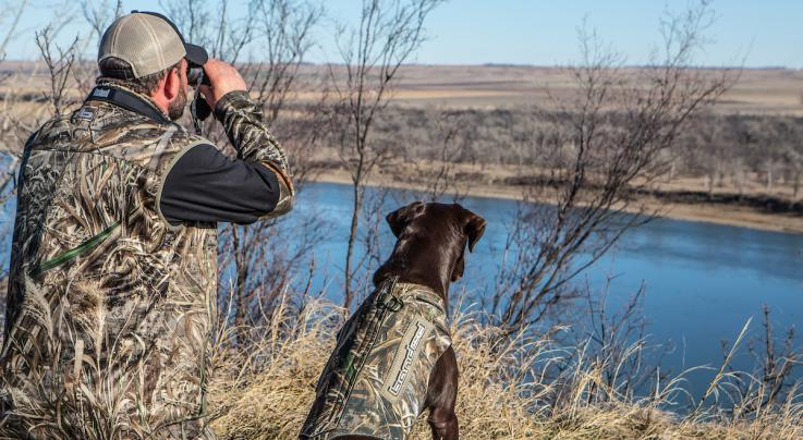 Winging it for Waterfowl: When Scouting Fails Preview Image