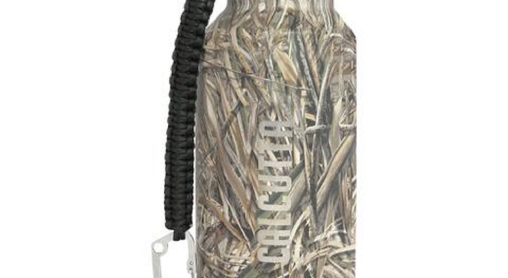 Calcutta Realtree MAX-5 Camo Traveler Bottle -- 83 oz Preview Image
