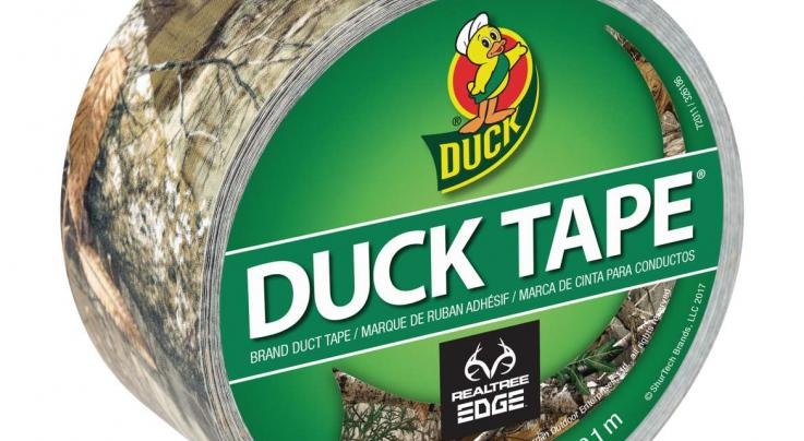 Realtree EDGE Camo Duck Tape® Brand Duct Tape Preview Image