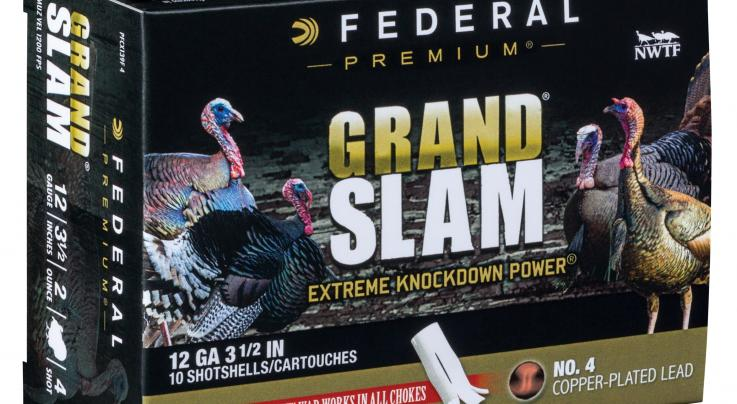 Turkey Hunting: New Federal Premium Turkey Loads for 2018 Preview Image
