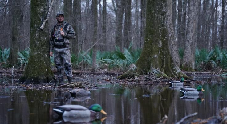 Gator Waders Introduces Shadow and Shield Series in Realtree Original and MAX-5 Preview Image