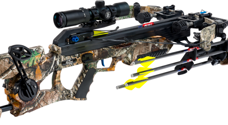 Excalibur Assassin Crossbow in Realtree EDGE Preview Image