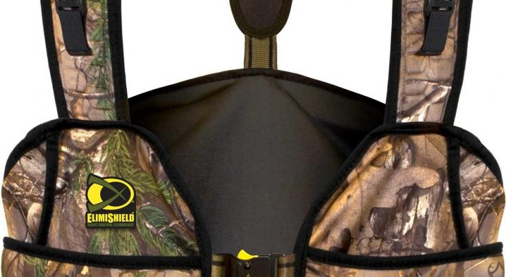 HSS-Hybrid Flex Safety Harness in Realtree Xtra Preview Image
