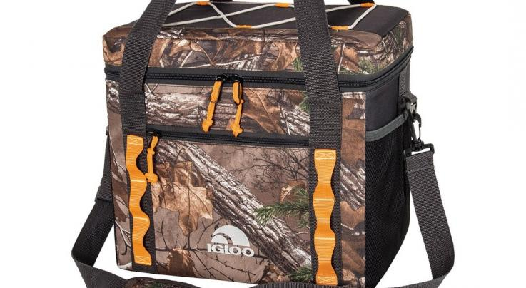Realtree Xtra Ultra 24-Can Square Cooler Bag by Igloo Preview Image